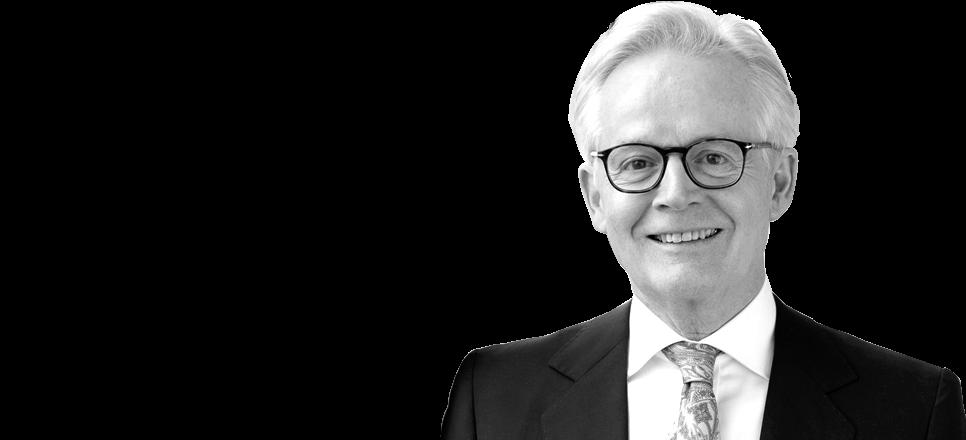 Dr. Georg Rotthege / Senior Partner / ROTTHEGE | WASSERMANN